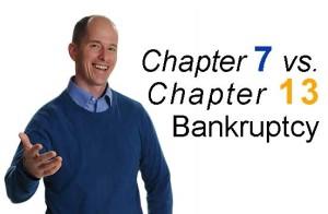 John Bymaster discusses Chapter 7 vs 13