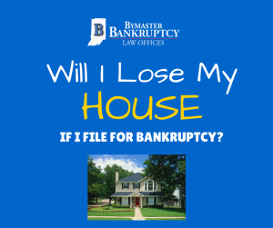 Image illustrating the question - will I lose my house if I file Chapter 7 bankruptcy